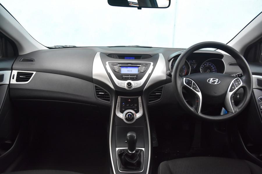 2012 Hyundai Elantra MD Active Sedan Image 8