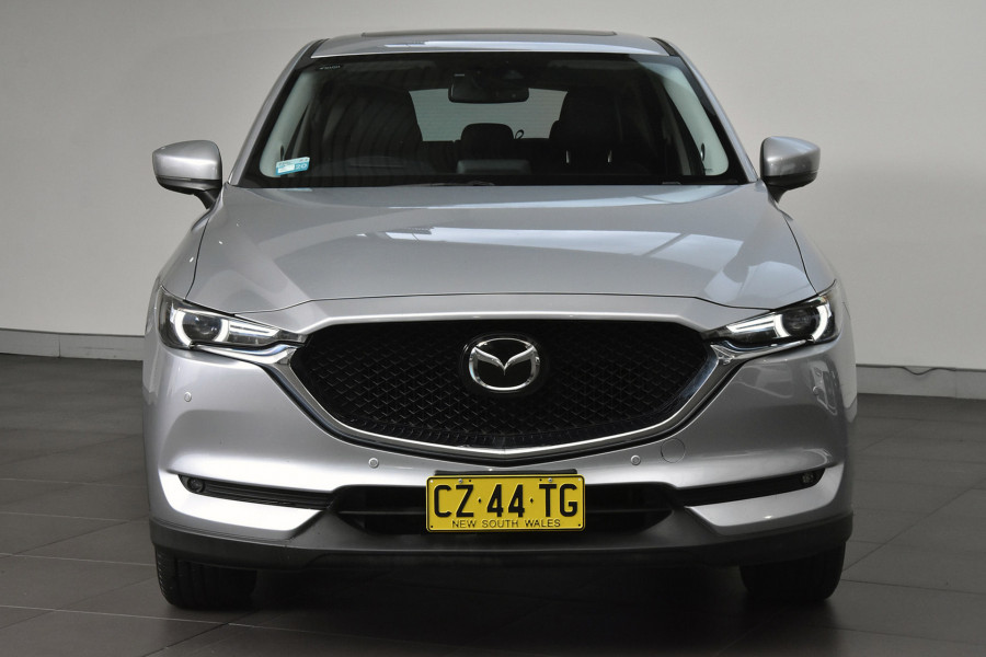 2017 Mazda CX-5 Akera