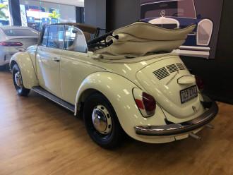 1969 Volkswagen Beetle 1500 Convertible Image 5