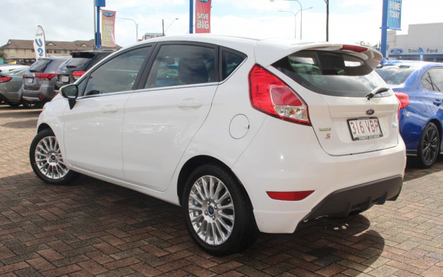 2014 MY15 Ford Fiesta WZ MY15 SPORT Hatchback