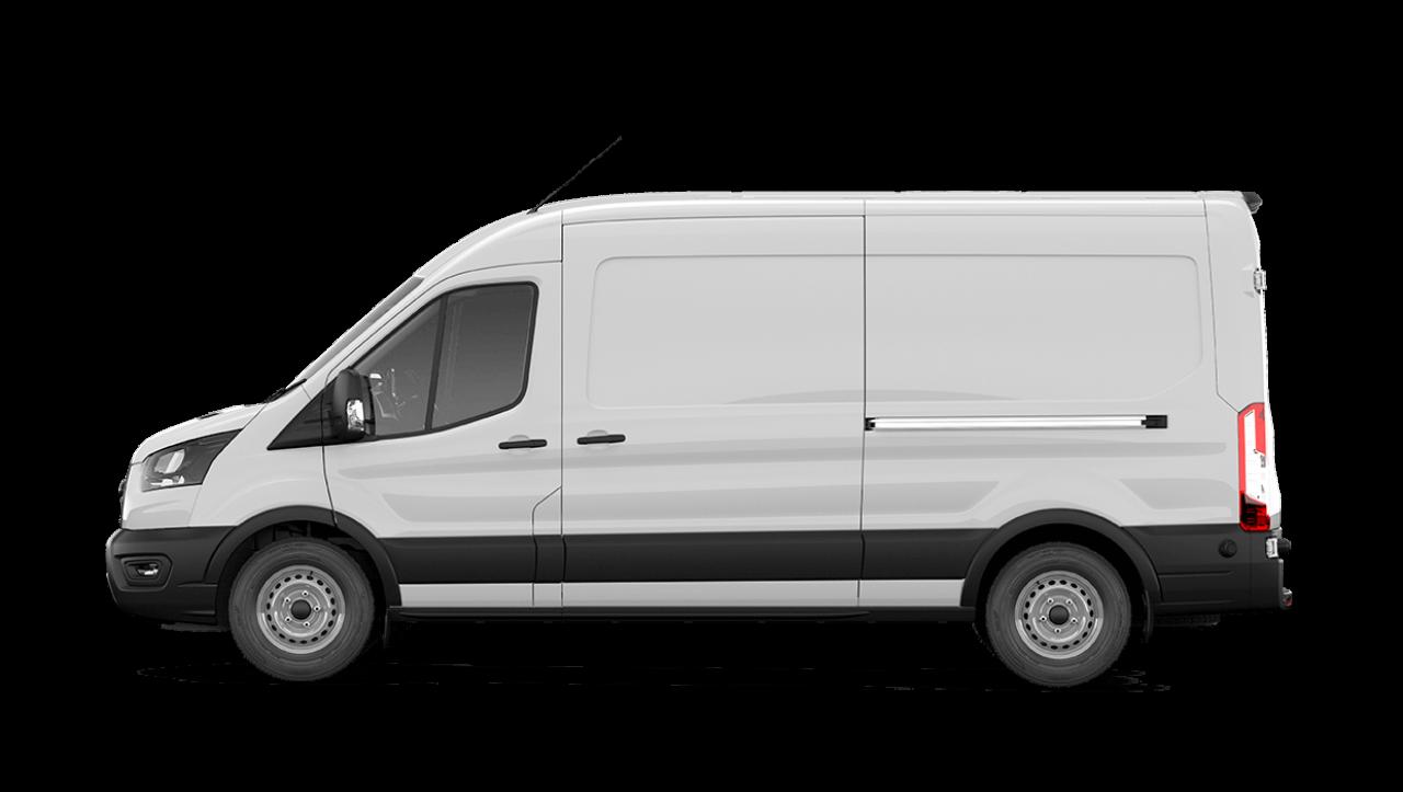 2020 MY19.75 Ford Transit VO 350L Van Van Image 6