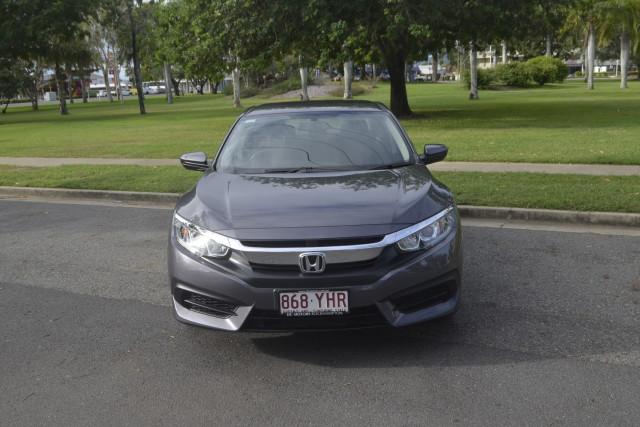 2018 Honda Civic 10 MY18 Sedan Image 2