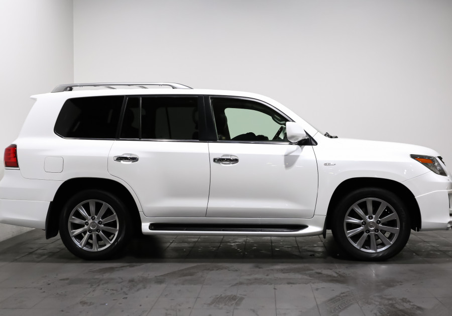 2011 Lexus Lx570 Lexus Lx570 Sports Luxury Auto Sports Luxury Wagon