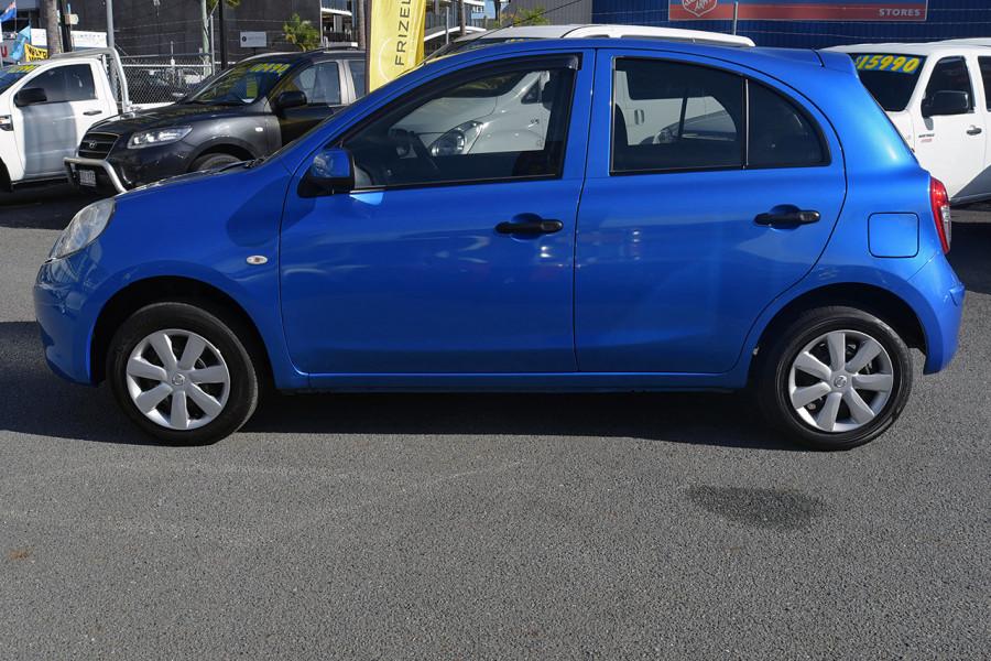2011 Nissan Micra K13 ST Hatchback Mobile Image 4