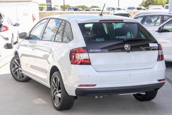 2019 Skoda Rapid NH 92TSI Hatchback