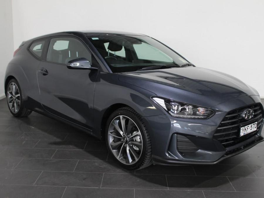 2019 MY20 Hyundai Veloster JS Hatchback
