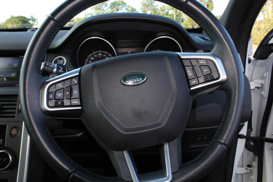 2017 Land Rover Discovery Sport L550 17MY TD4 180 Suv Image 10