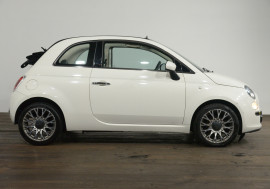 2012 Fiat 500 Fiat 500 Twin Air Lounge Auto Twin Air Lounge Convertible