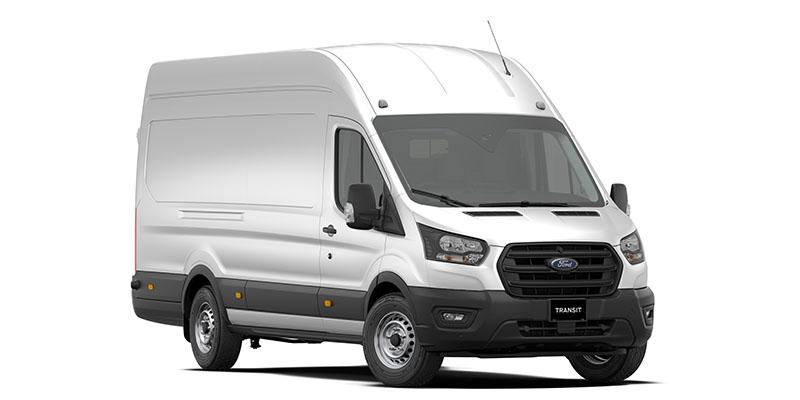 350E Jumbo Van