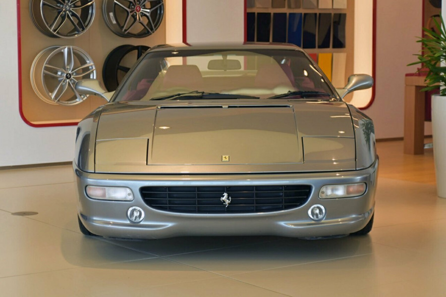 1997 Ferrari F355 Berlinetta Coupe Mobile Image 7
