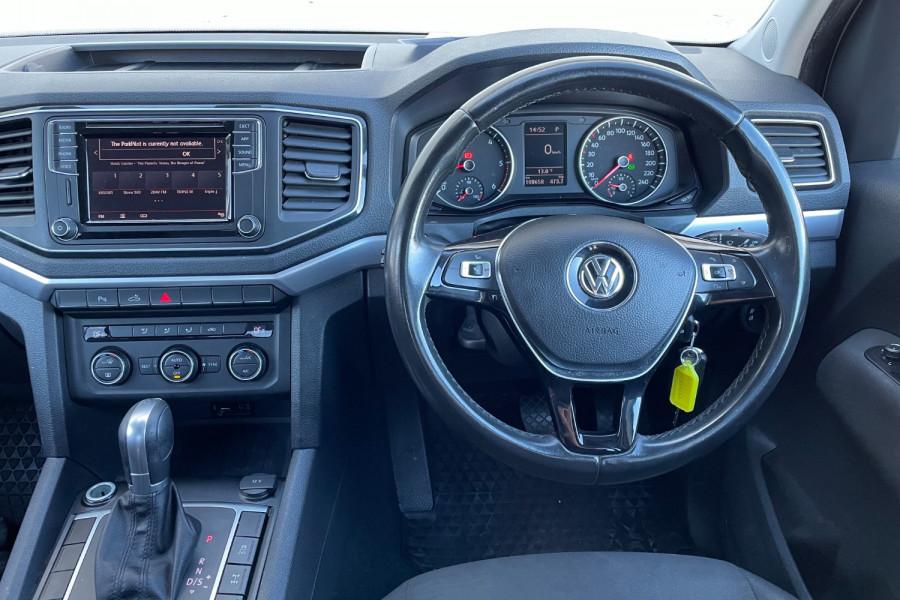 2018 Volkswagen Amarok 2H  TDI550 Sportline Utility Image 10