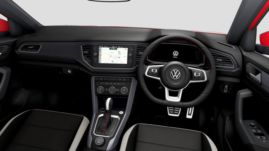 2021 Volkswagen T-Roc A1 140TSI Sport 4 motion wagon Image 8
