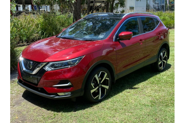 2019 MY18 Nissan Qashqai J11 MY18 TI (5Yr) Suv Image 3