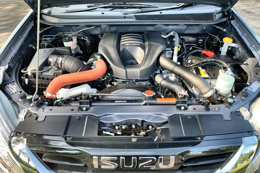 2020 MY19 Isuzu UTE MU-X LS-T 4x4 Wagon