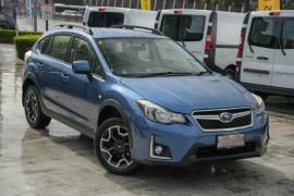 Subaru XV 2.0i Lineartronic AWD Special Edition G4X MY16