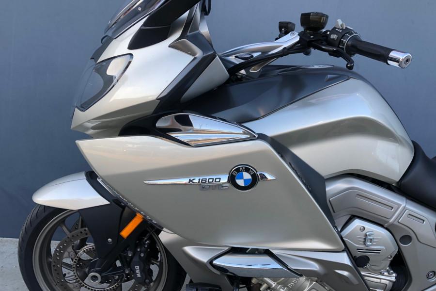 2011 BMW K1600 GTL Motorcycle Image 11