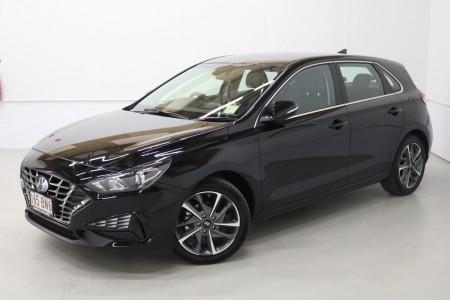 2021 Hyundai i30 PD.V4 PD.V4 Hatchback Image 2