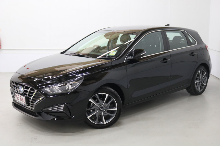 2021 Hyundai i30 PD.V4 PD.V4 Hatchback