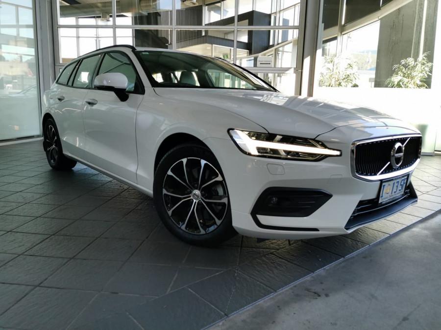 2019 Volvo V60 (No Series) MY20 T5 Momentum Wagon Image 1