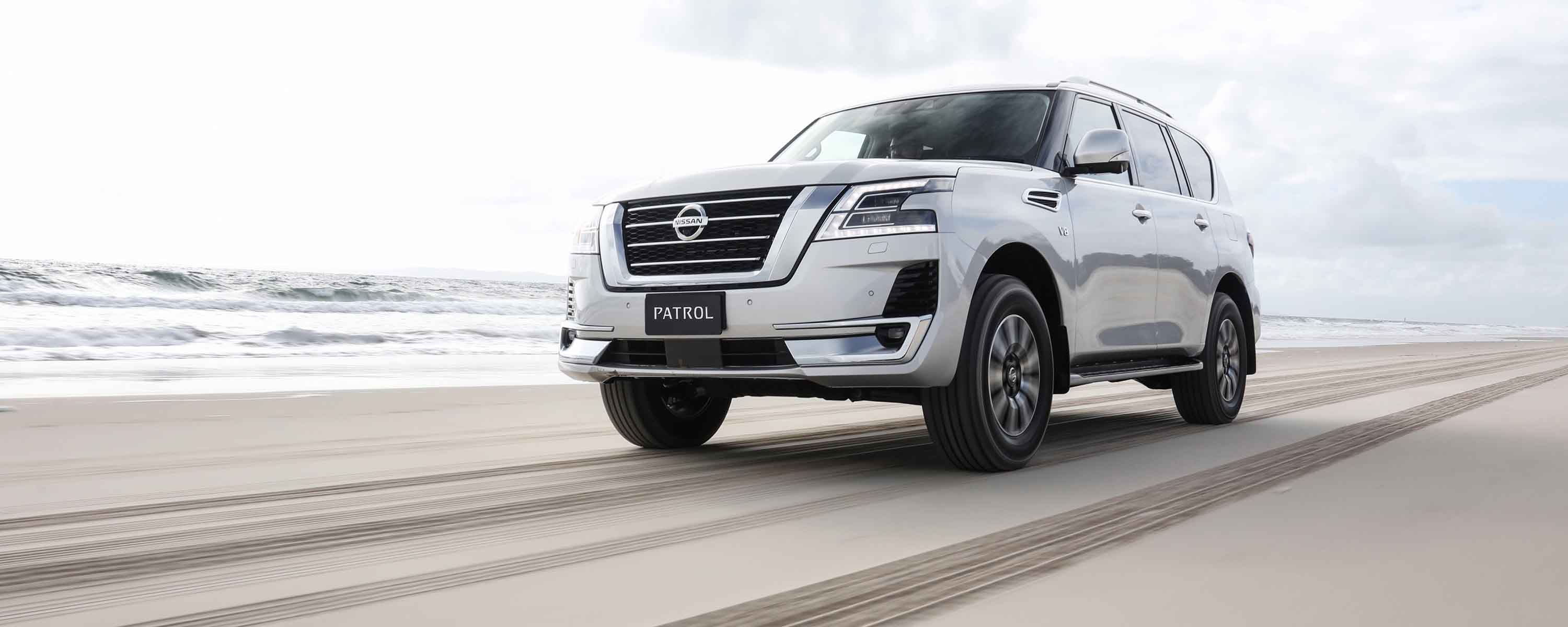 The New Nissan Patrol Image
