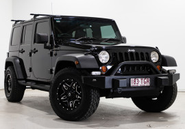 Jeep Wrangler Unlimited Unlimited Sport (4x4) Jeep Wrangler Unlimited Sport (4x4) Auto