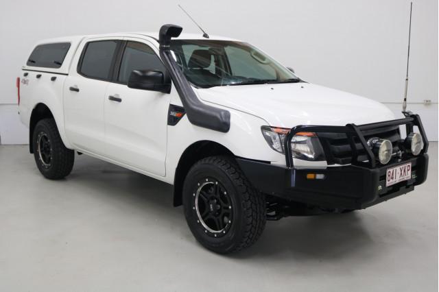 2014 Ford Ranger PX XL Utility Image 3