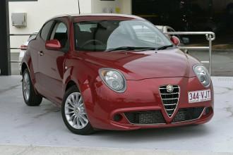 Alfa Romeo Mito Progression Vehicle Description.  2 PROGRESSION HATCH 3DR TCT 6SP 1.4T
