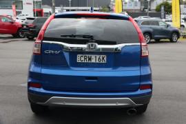 2015 Honda CR-V Vehicle Description. RM  II MY16 VTi-L WAG SA 5sp 2.0i VTi-L Suv