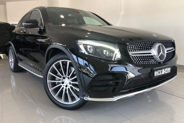 2016 Mercedes-Benz C Class C253 GLC250 Wagon
