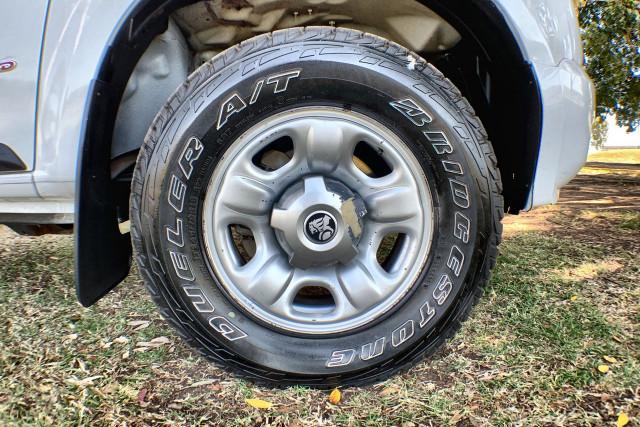 2016 Holden Colorado RG MY16 LS Tray back Image 2
