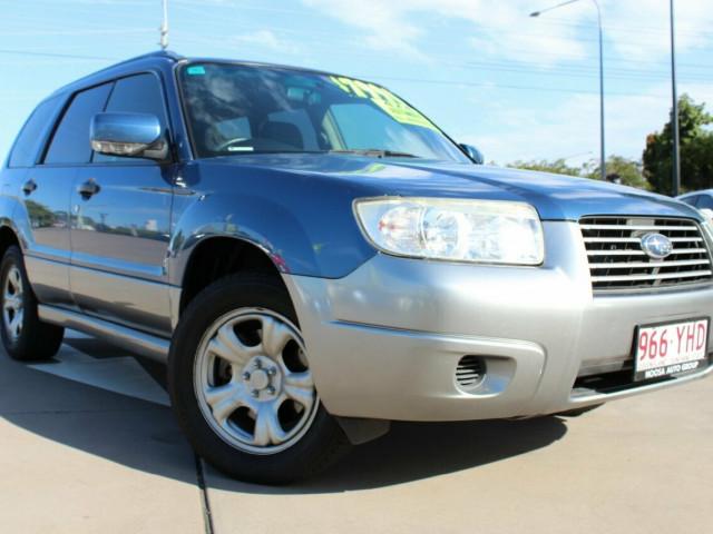 2006 MY07 Subaru Forester 79V MY07 X AWD Luxury Wagon