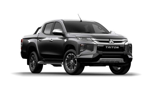 2019 Mitsubishi Triton MR GLS Premium Double Cab Pick Up 4WD Cab chassis