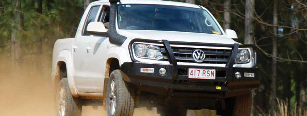 TJM 4x4 equipped Tamworth - Volkswagen Accessories