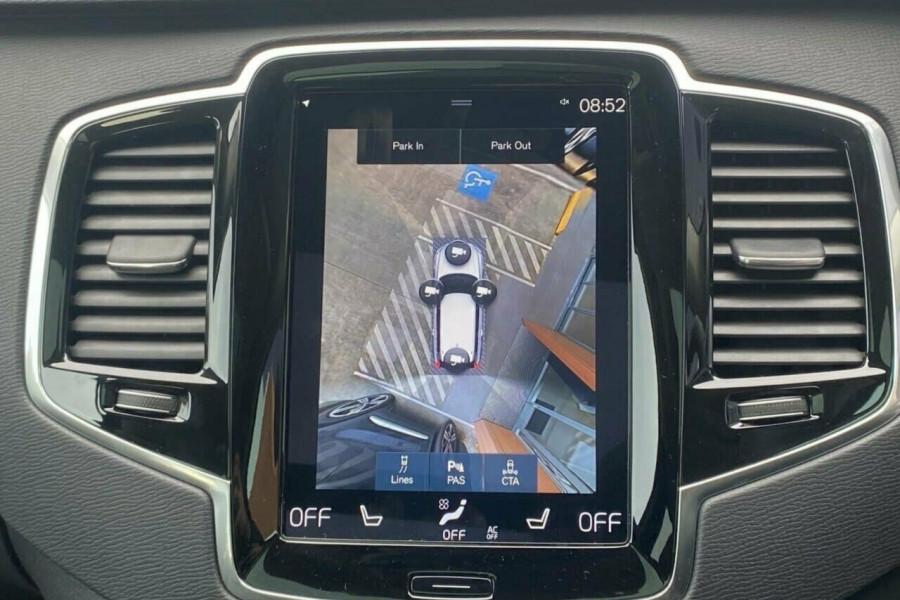 2021 Volvo XC90 L Series T6 Momentum Suv Image 8
