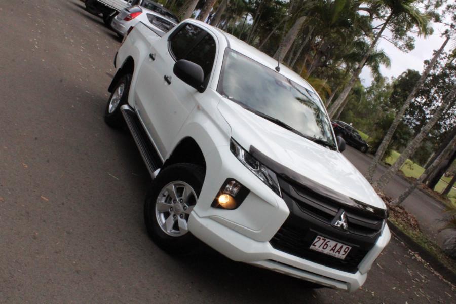 2019 MY20 Mitsubishi Triton MR  GLX+ Utility