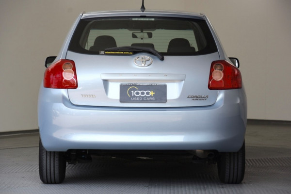 2008 Toyota Corolla ZRE152R Ascent Hatchback Image 4