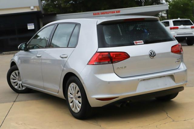 2016 Volkswagen Golf VII MY16 92TSI DSG Trendline Hatchback