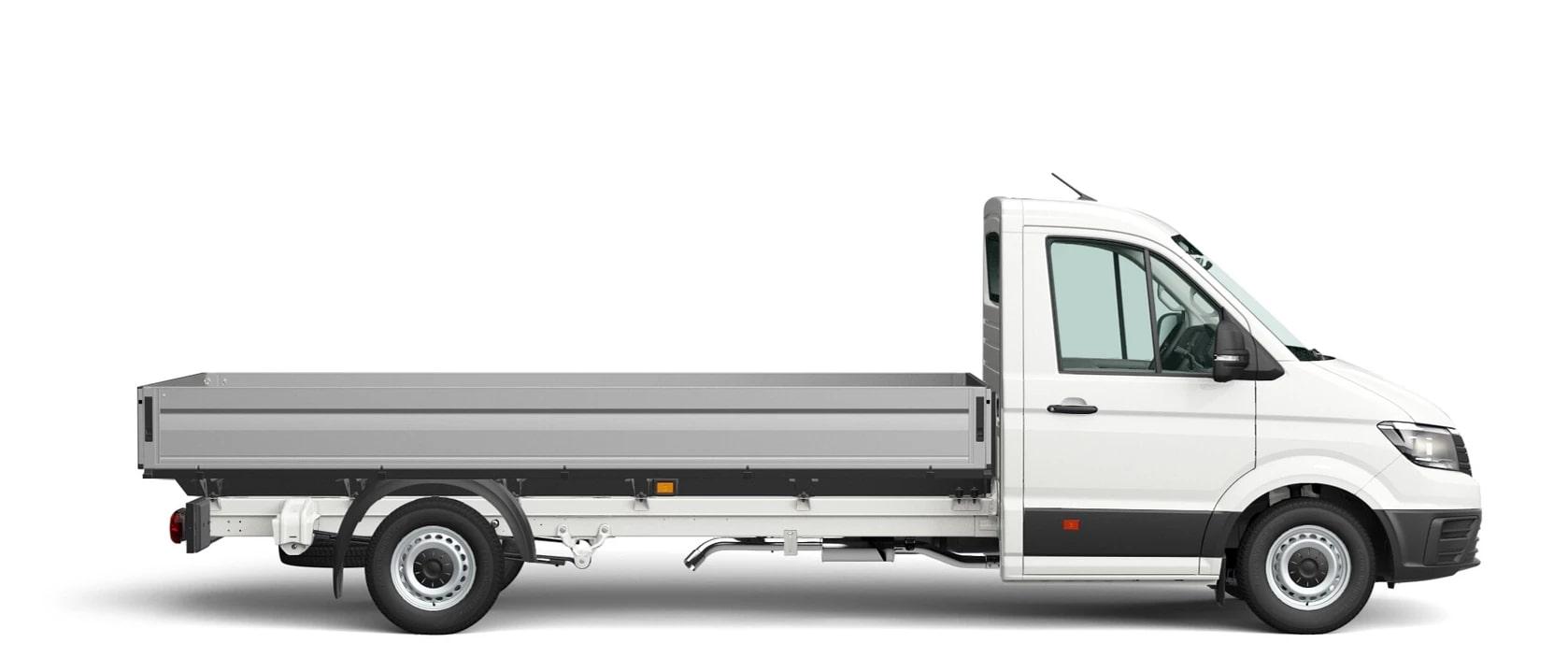 2020 Volkswagen Crafter SY1 35 Single Cab LWB Van