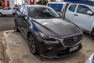 2018 Mazda CX-3 DK sTouring Suv Image 3