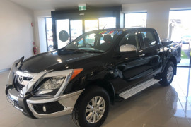 2012 Mazda BT-50 UP0YF1 XTR Utility Image 3