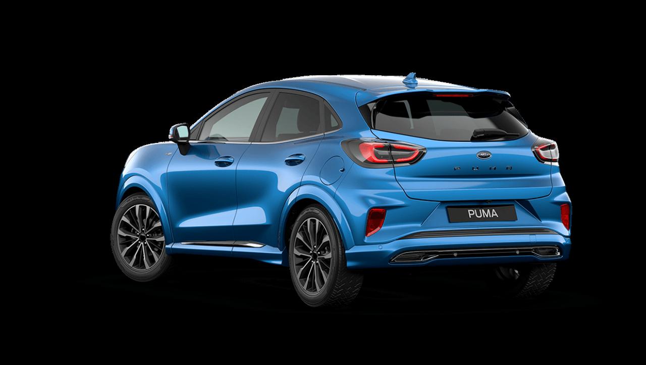 2020 MY21.25 (under construction) Ford Puma JK ST-Line V Suv Image 5