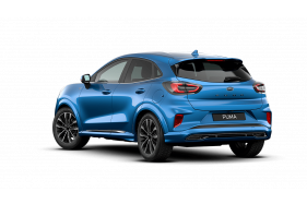 2020 MY21.25 (under construction) Ford Puma JK ST-Line V Suv Image 5