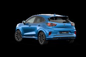 2021 MY21.25 (under construction) Ford Puma JK ST-Line V Suv Image 5