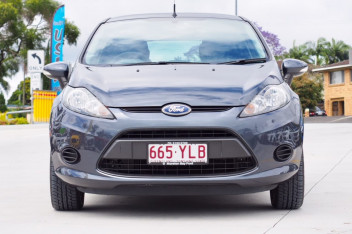 Ford Fiesta LX WT