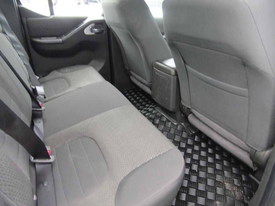 2013 MY12 Nissan Navara D40 S6 MY12 ST Utility Image 10