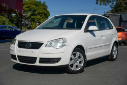 Volkswagen Polo Pacific TDI 9N MY2009