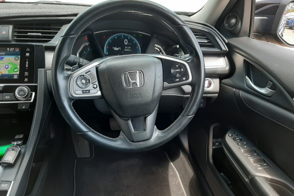 2016 Honda Civic 10th Gen  VTi-LX Sedan