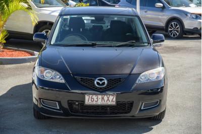 2008 Mazda 3 BK Series 2 MY08 Neo Sport Sedan Image 3