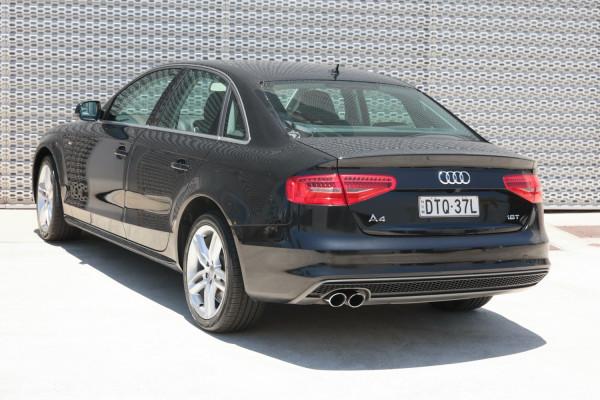 2014 Audi A4 B8 8K MY14 Sedan Image 3