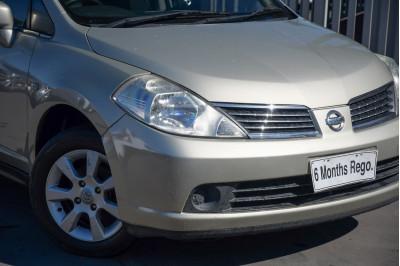 2008 Nissan Tiida C11 MY07 ST-L Sedan Image 2
